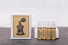Women's Fragrance Sampler by RavensCtApothecary on Etsy