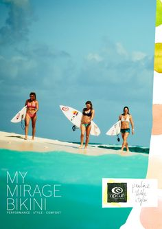 To Rip Curl, surfing is like nothing else. What does surfing mean to you?