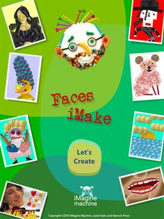 App of the Day - Faces iMake - Specialneeds.com