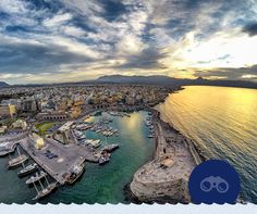 size: Photographic Print: Venetian Port by giorgos thalassinos : Heraklion Crete, Cities In Europe, European Vacation, Mediterranean Sea, Continents, Santorini, Venetian, At Least, River