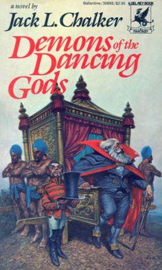 Jack L. Chalker, Demons Of The Dancing Gods