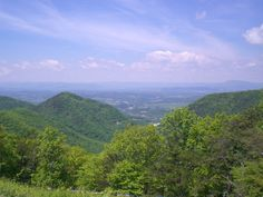 Appalachians, Virginia, Blue Ridge Parkway