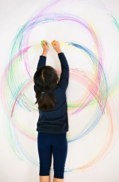 199 Best Kids Art Projects Images On Pinterest In 2018