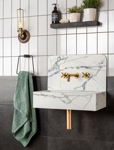 A bathroom renovation often sounds like the biggest challenge you can take on in your home, but it is also one of the most rewarding, making getting out of bed extra special in the morning and helping you wind down after a long day in the office or running after children. Here are our favourite bathrooms for 2021. Bathroom Trends, Budget Bathroom, Bathroom Wall, Tongue And Groove Walls, Bathroom Gadgets, Sink Design, Luxury Decor, Amazing Bathrooms, Modern Interior Design