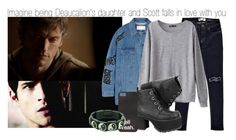 Imagine being Deaucalion's daughter and Scott falls in love with you Teen Wolf Fashion, Teen Wolf Outfits, Teenager Outfits, Edgy Outfits, Simple Outfits, Outfits For Teens, Cool Outfits, Teen Wolf Ships, Teen Wolf Mtv