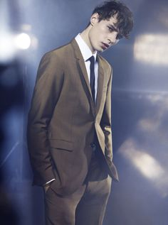 Adrien Sahores Stars in Tiger of Sweden Fall/Winter 2015 Campaign