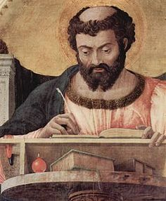 Pray4Us2day #Saint Luke (Oct. 18) - Syrian Jew, follower of Jesus, gospel writer; said to be an artist and a physician