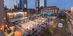 Innovation Districts, Texas-Style - Project for Public Spaces