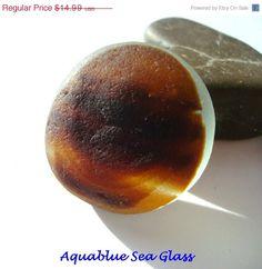 15 OFF English  Sea Glass MULTI   EXTRA  Large by aquablueseaglass, $12.74