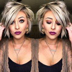 Hairstyles For School .Hairstyles For School Pretty Hairstyles, Bob Hairstyles, Popular Short Hairstyles, Hairstyles Videos, School Hairstyles, Braided Hairstyles, Haircuts, Wedding Hairstyles, Hair Color And Cut