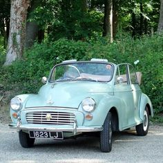 Morris Minor Convertible Like my first car I would love to still have this. Morris Minor Convertible Like my first car I would love to still have this. Morris Minor, Cars Vintage, Antique Cars, Vintage Theme, Convertible, Automobile, Cute Cars, Cool Old Cars, First Car