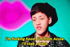 Adore Delano Favorite quote.