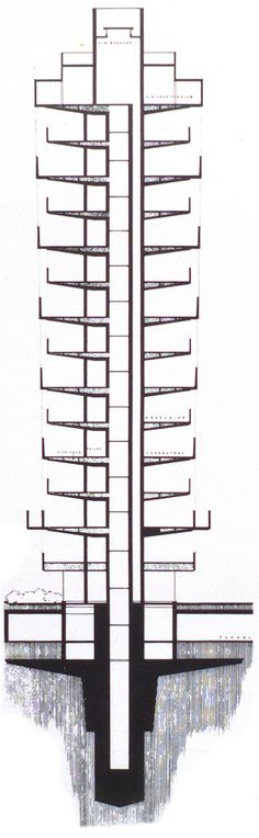 Gallery of AD Classics: SC Johnson Wax Research Tower / Frank Lloyd Wright - 18