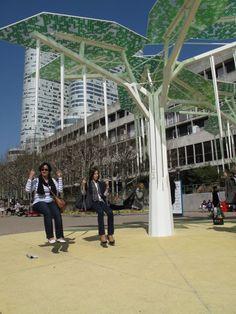 Biennale de création de mobilier urbain