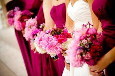 Farmer's Market Flowers-great for weddings