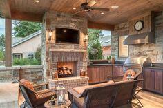 50 Outdoor Dream Kitchens