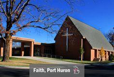 Faith Lutheran Church in Port Huron, Michigan