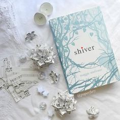 """Shiver"" by Maggie Stiefvater. Finished on Friday July I Love Books, Books To Read, My Books, Word Nerd, Coffee And Books, Book Aesthetic, Fantasy Books, Book Nooks, Book Photography"