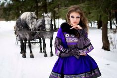 #photography #JenkasFashion #couture #Russian #Luzhina