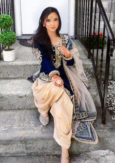 Punjabi Suit - Punjabi Suit Source by - Indian Suits Punjabi, Indian Fashion Salwar, Punjabi Wedding Suit, Punjabi Suits Party Wear, Punjabi Dress, Indian Attire, Indian Wear, Wedding Suits, Patiala Salwar