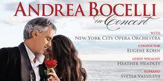 *PRESALE* ANDREA BOCELLI AT BARCLAYS CENTER  http://wp.me/p248Xv-5mM