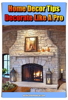 Most up-to-date Pictures metal Fireplace Hearth Suggestions stone fireplace ideas fireplace hearth stone slab wrought iron and glass doors Fireplace Hearth Stone, Fireplace Doors, Rock Fireplaces, Rustic Fireplaces, Farmhouse Fireplace, Home Fireplace, Fireplace Remodel, Fireplace Design, Fireplace Mantels