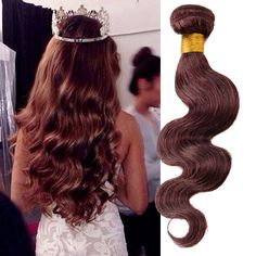 """New Fashion Brazilian Human HAIR EXTENSION Body Wave 99j 10""""-30""""Hot sell 100g/pc #WIGISS #HairExtension"""