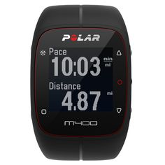 92cb06e21651a Best Running Watches  Polar M400 GPS Watch   cheapestplacetobuyexerciseequipment Fitness Watch
