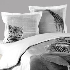 plus de 1000 id es propos de housses de couette animaux. Black Bedroom Furniture Sets. Home Design Ideas