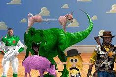 Bildresultat för toy story woody in real life