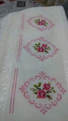 Masa örtüsü [] #<br/> # #Ilham,<br/> # #Lace,<br/> # #Punch,<br/> # #Hobby,<br/> # #Cross #Stitch,<br/> # #Embroidery,<br/> # #Flowers<br/>