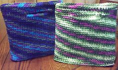 Ravelry: Gift bags that keep on giving pattern by Jen Spears