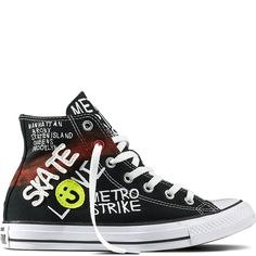 Chuck Taylor All Star Graffiti
