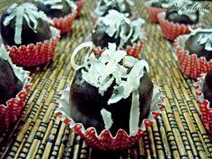 Rafselinda's Diary ♥: Easy Chocolate Truffles