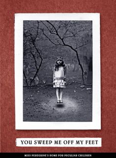 Miss Peregrine's Home for Peculiar Children: Valentine's Day Cards