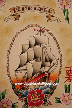 1000 images about sailing ship traditional tattoo on pinterest sailor jerry ship tattoos and. Black Bedroom Furniture Sets. Home Design Ideas