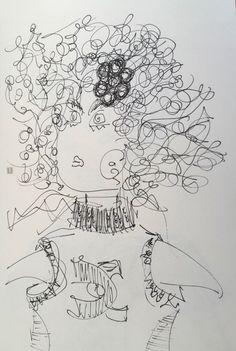 Skizze Petra Mueller
