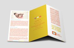 Baby Theory - Tri Fold Brochure on Behance