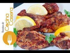 Pollo tandoori | Recetas de Cocina Casera - Recetas fáciles y sencillas