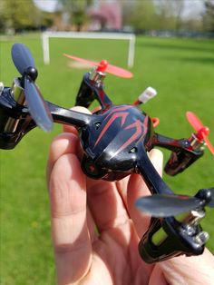 Hubsan X-4 drone with camera