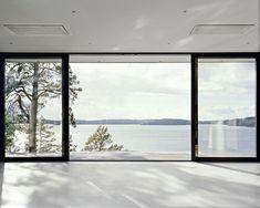 HERMANSSON HILLER LUNDBERG formed a dwelling on an island of Stockholm Archipelago