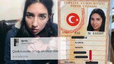 Dün Beşiktaş'ta gerçekleştirilen terör saldırısı sonrası sosyal medya hesabından, 'Oh olsun size' diye mesaj paylaşan HDP'li Berfin Kadem'in Otogar'da yakalandığı belirtildi.