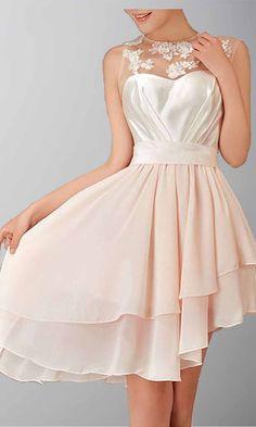 Lace Covered Bateau Neck Oblique Design Prom Dresses  KSP010
