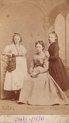 1870 July family portrait