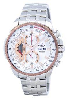 b17eb0f770b Casio Edifice Chronograph EF-558D-7AV EF558D-7AV Men s Watch