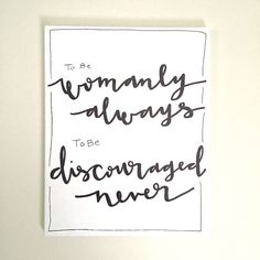 Chi Omega canvas - Womanly Always 2 by STUMPandSCRIPT on Etsy https://www.etsy.com/listing/234763706/chi-omega-canvas-womanly-always-2