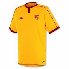 Camiseta del Sevilla Third 2016 2017 - Camisetas de Futbol Baratas 7f2e9ac0b58c2