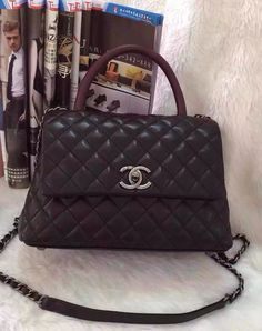 Should you be looking for the excellent Chanel Tote Bag, your search can be ended. This flap bag with large handle and shoulder strap is exactly what you're looking for. See more similar collection on http://www.luxtime.su/chanel-bags