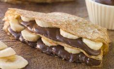 Crêpes  nutella /  banane