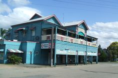 Apollonian Hotel; Gympie Qld.
